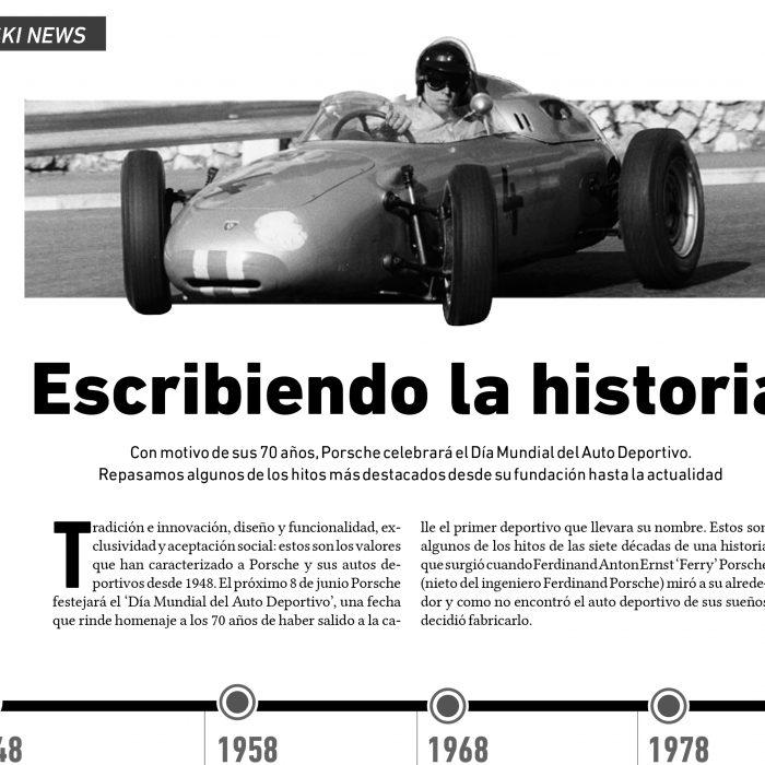 Publicidad Porsche